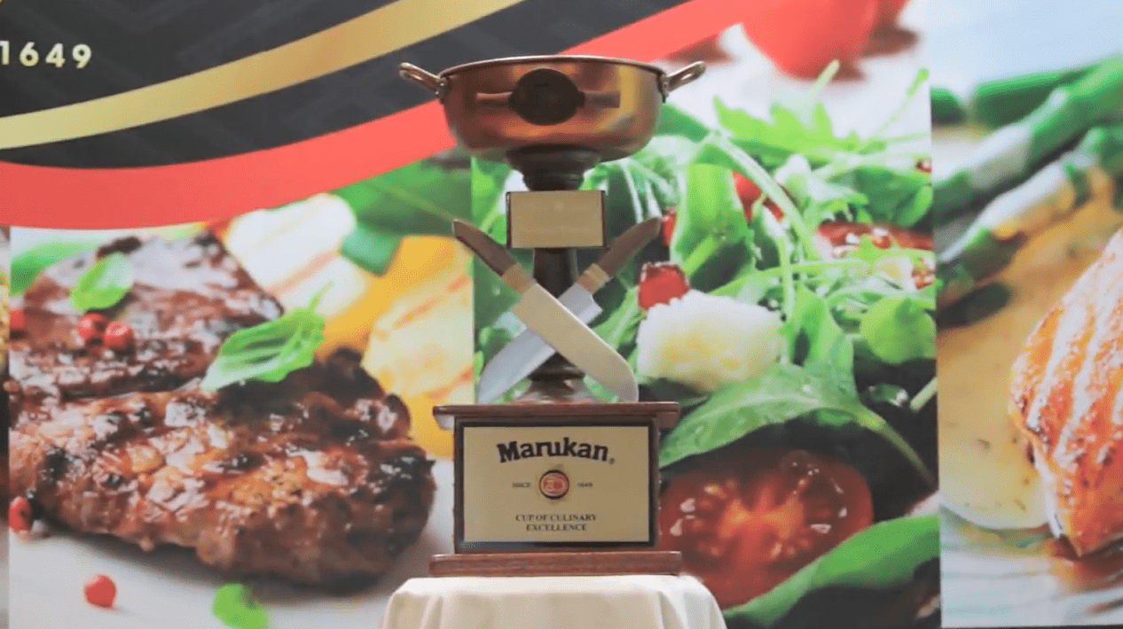 Marukan Cup of Culinary Excellence