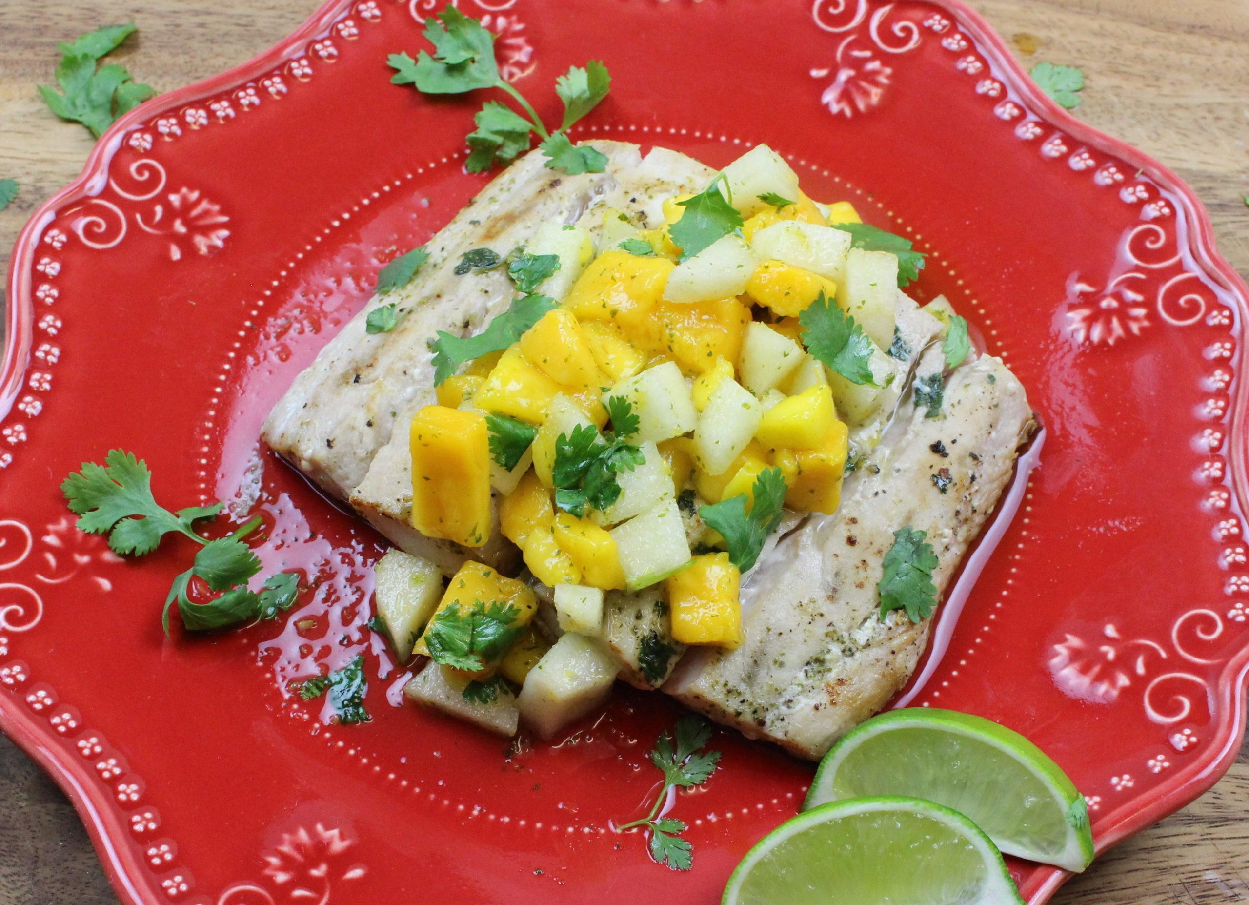 Marukan Mango Summer Salsa