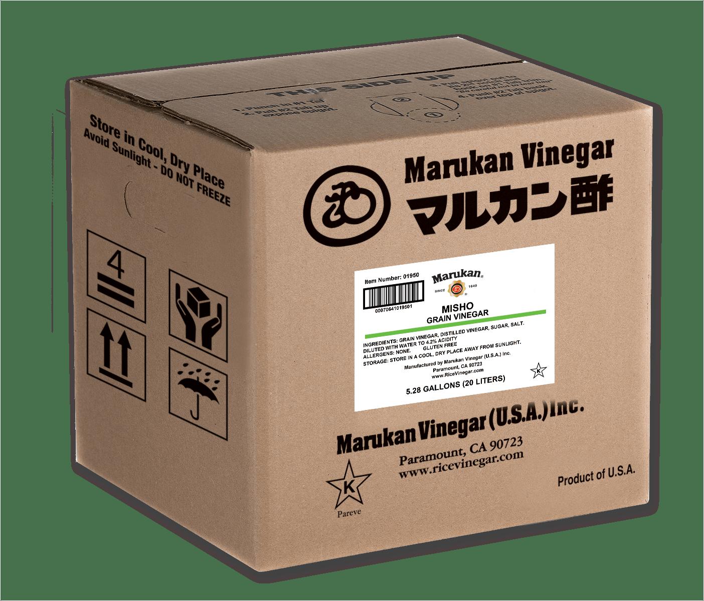Misho Blended Grain Vinegar