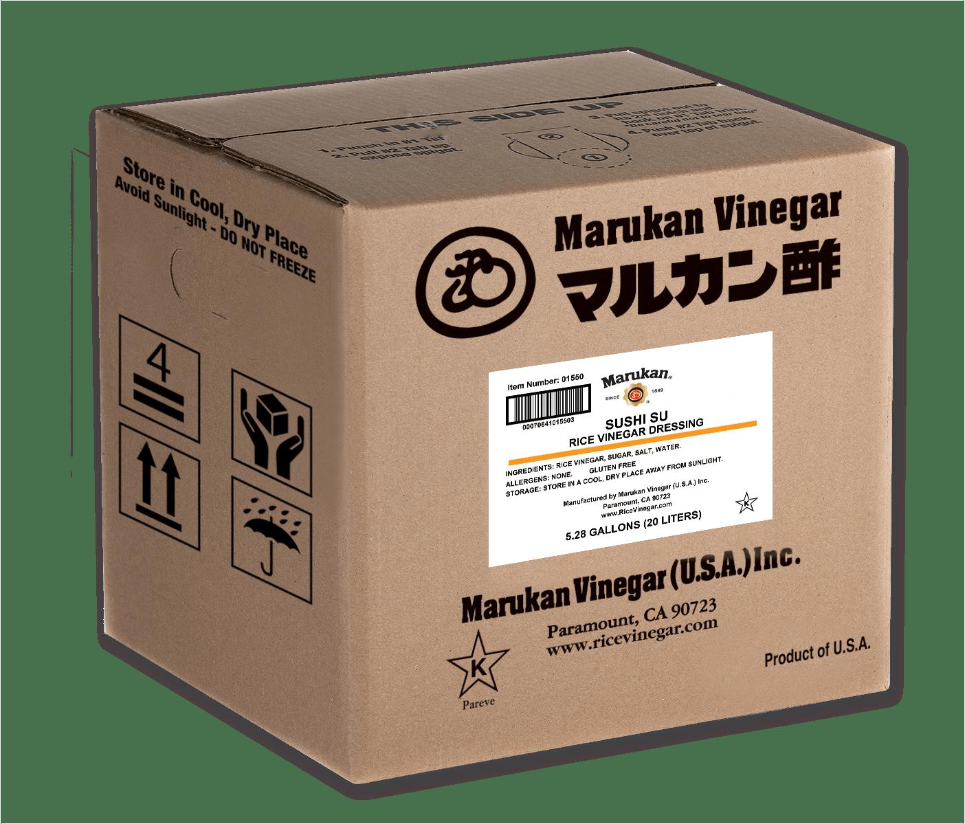 Sushi-Su Rice Vinegar Dressing