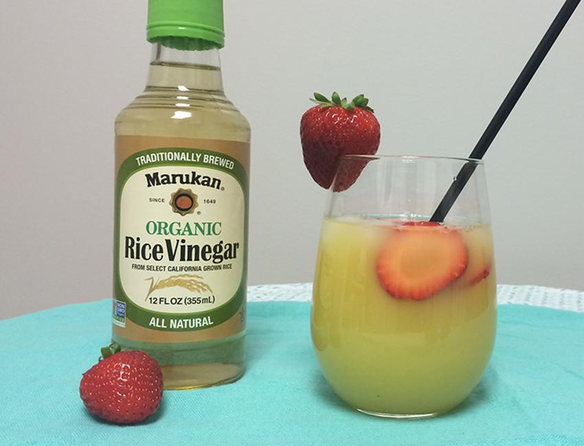 Marukan Citrus Surprise Drink