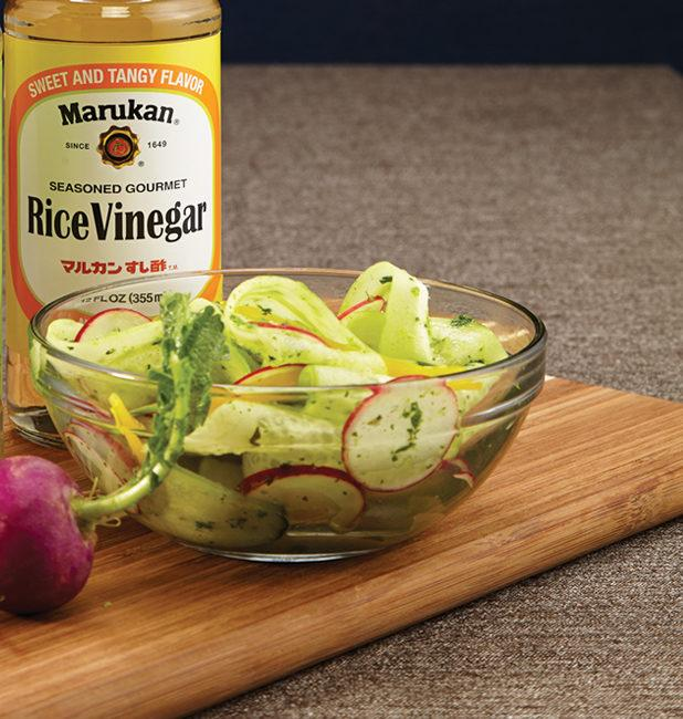 Marukan Cucumber Radish Salad