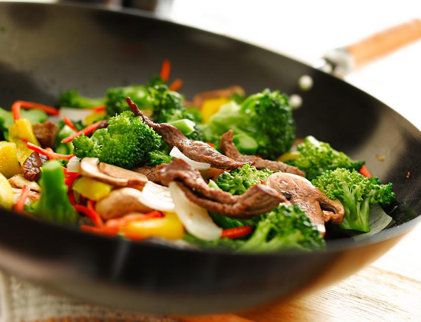 Marukan Easy Ponzu Stir-Fry Supper