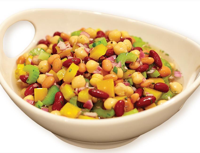 Marukan Organic Bean Salad