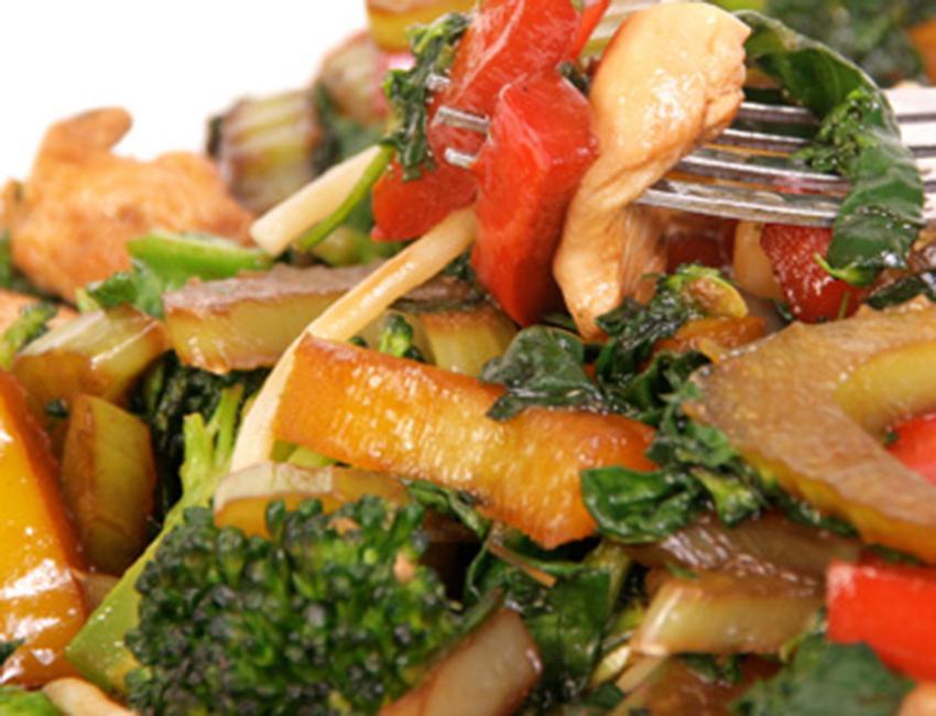 Marukan Thai Chicken Stir Fry