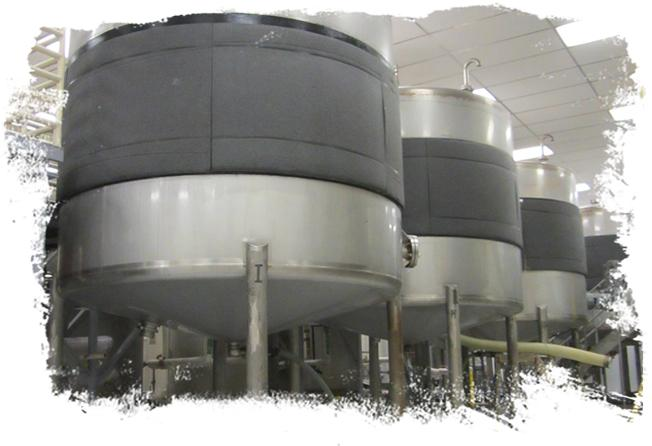 brewing tanks