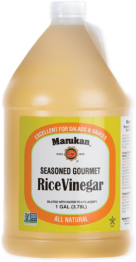Seasoned Gourmet Rice Vinegar