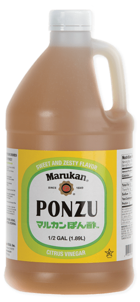 Citrus Ponzu Dressing & Marinade