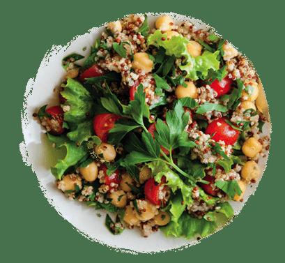 Marukan Quinoa Salad