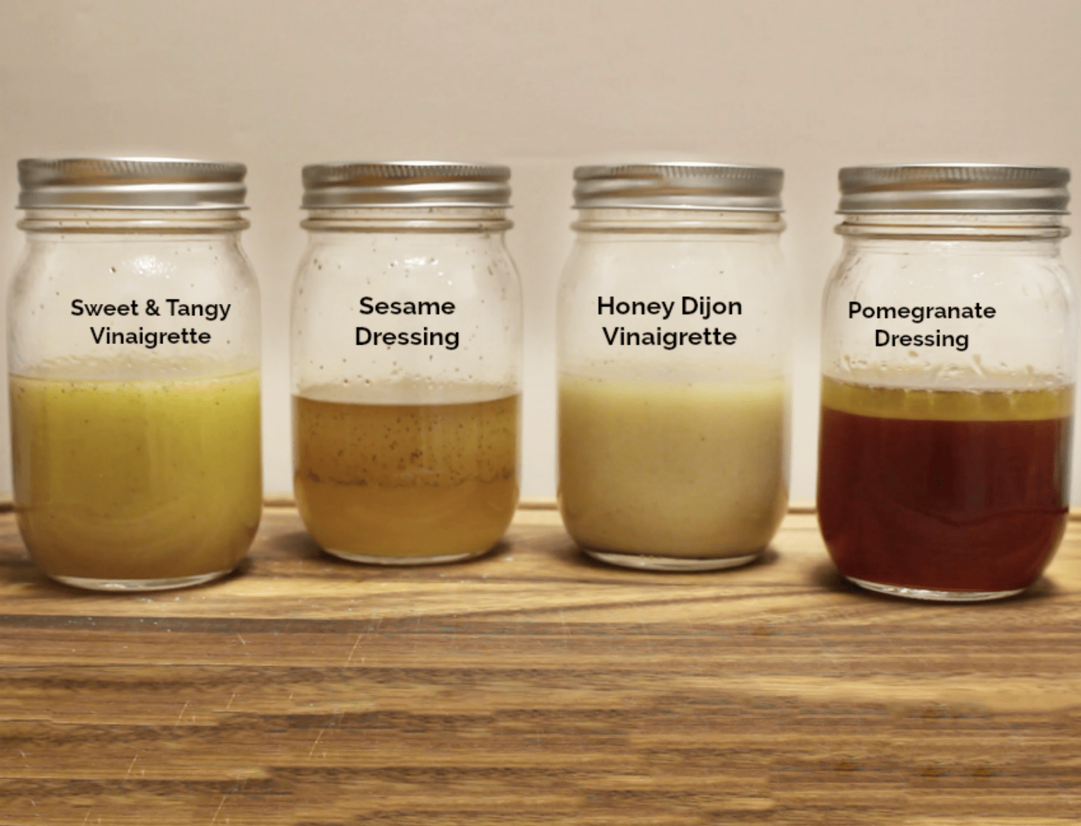 Marukan Simple Salad Dressings