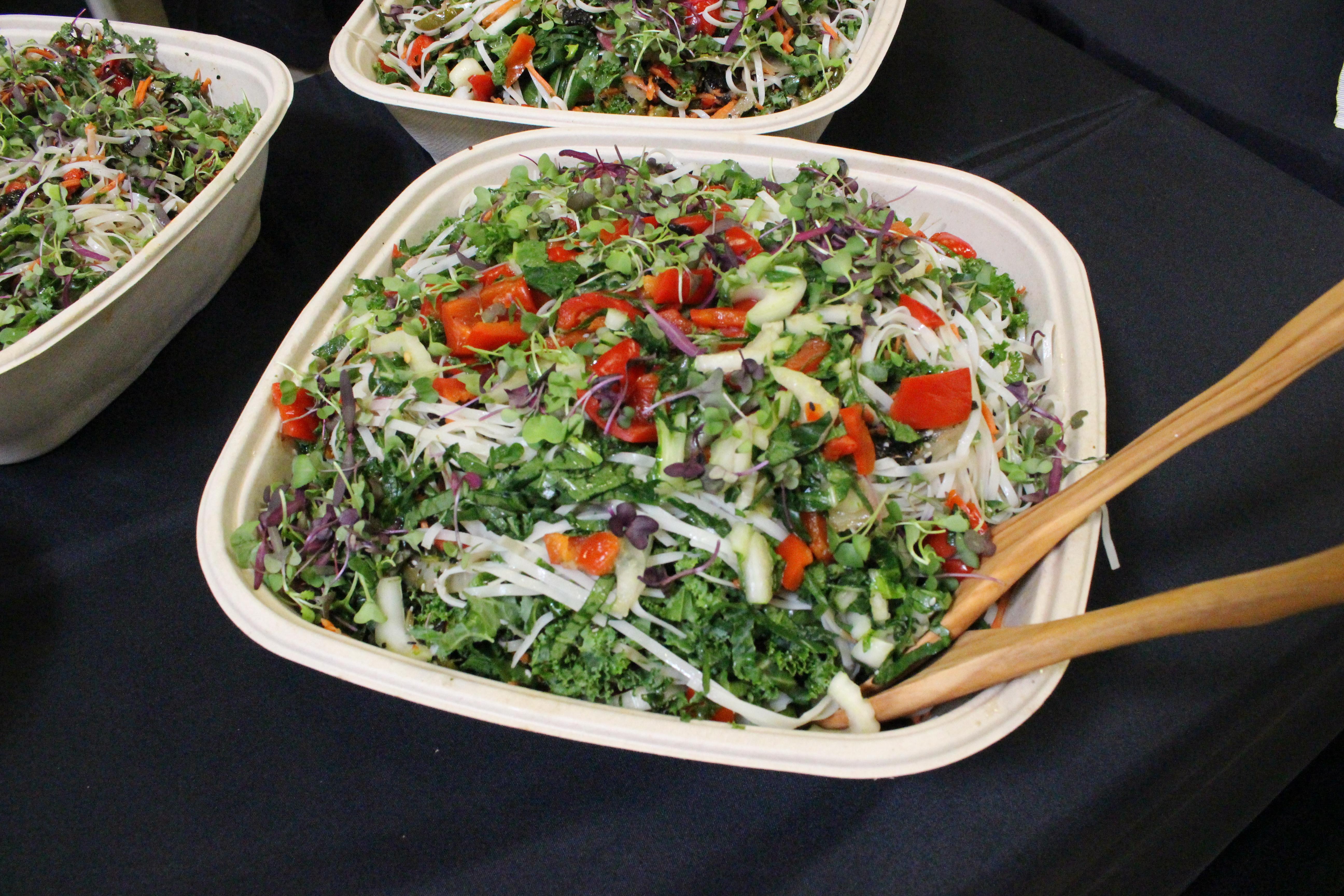 Marukan Soba Noodle Salad