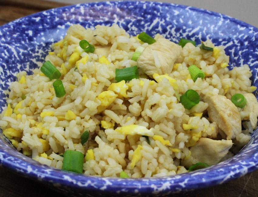 Marukan Chicken Fried Rice