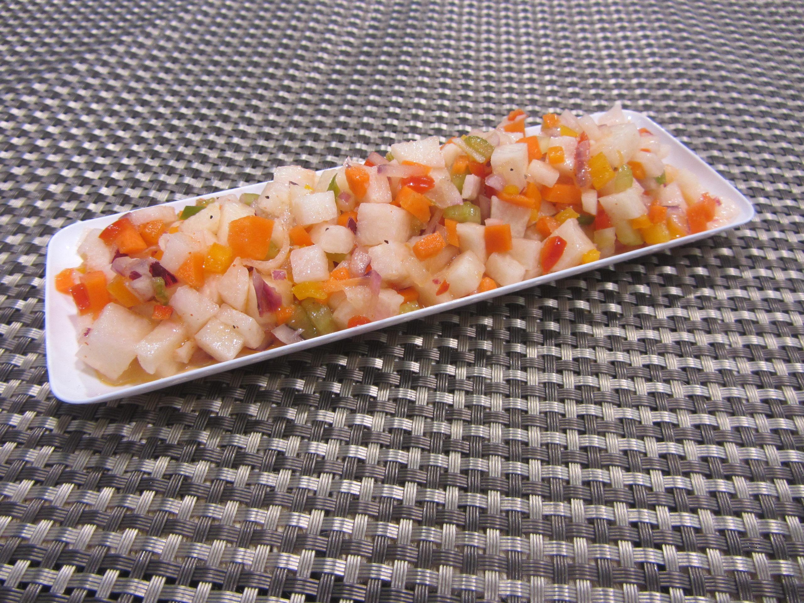Marukan Jicama Salad