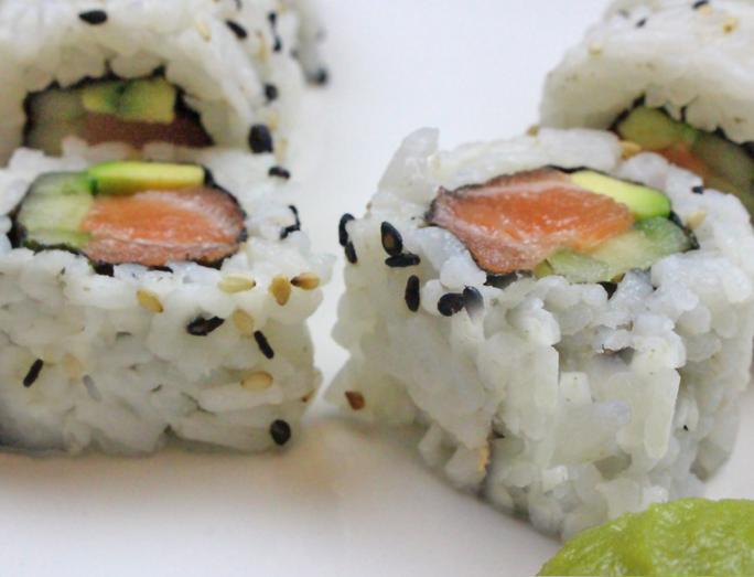 4 Marulicious Sushi Rolls