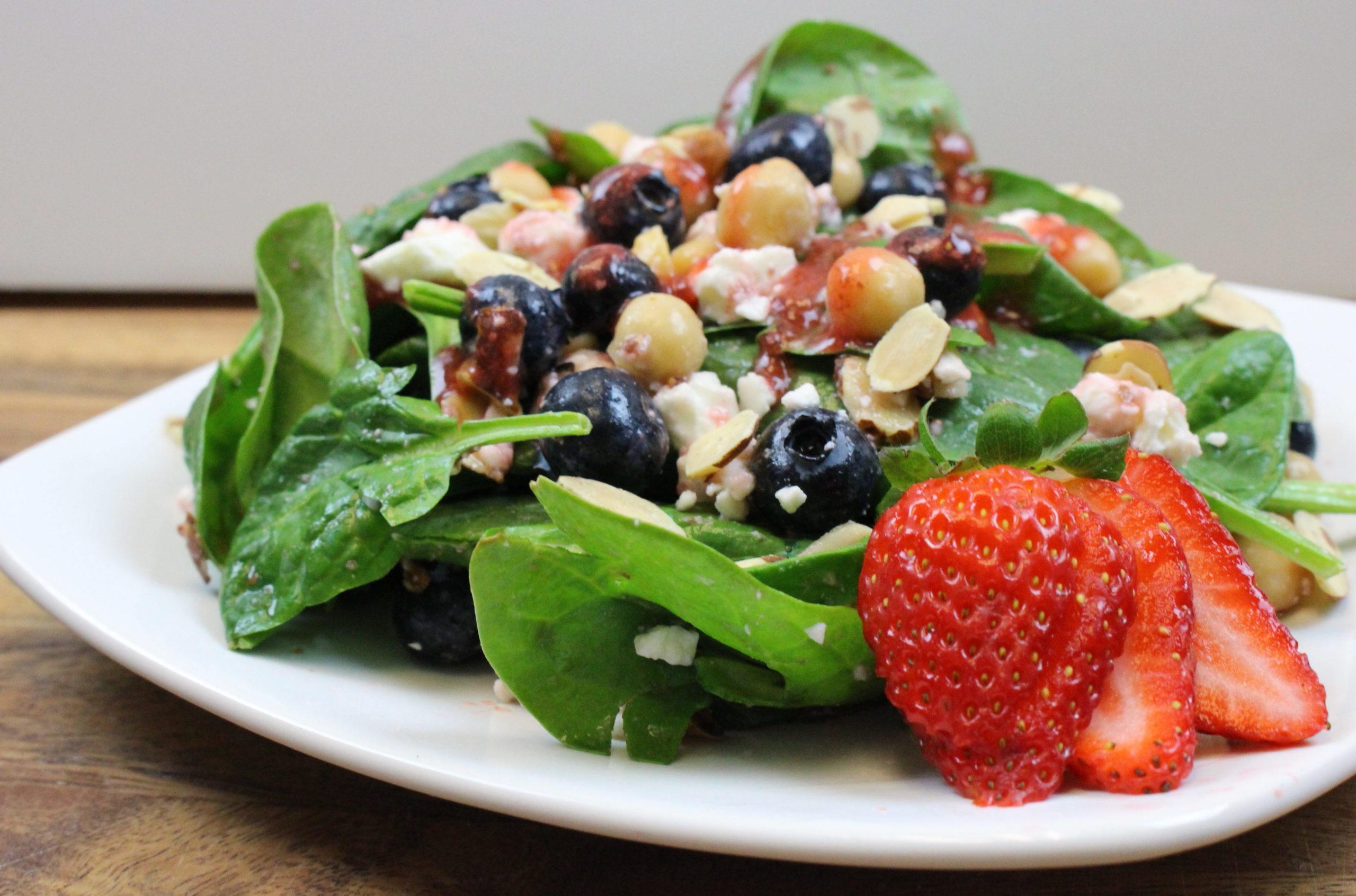 Marukan Fruity Chickpea Salad