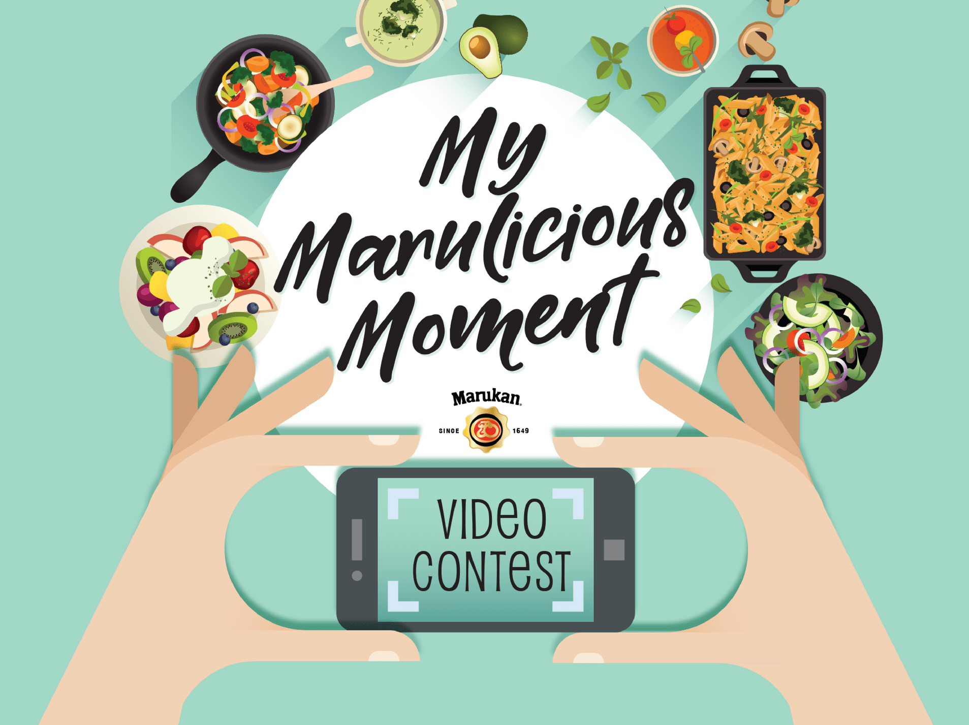 My Marulicious Moment Video Contest