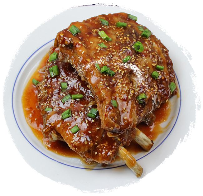 Marukan Instant Pot Asian Ribs