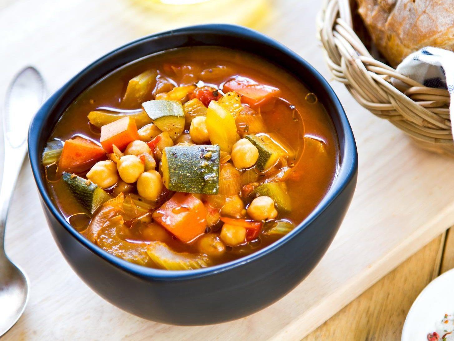 Marukan Reset Vegetable Soup