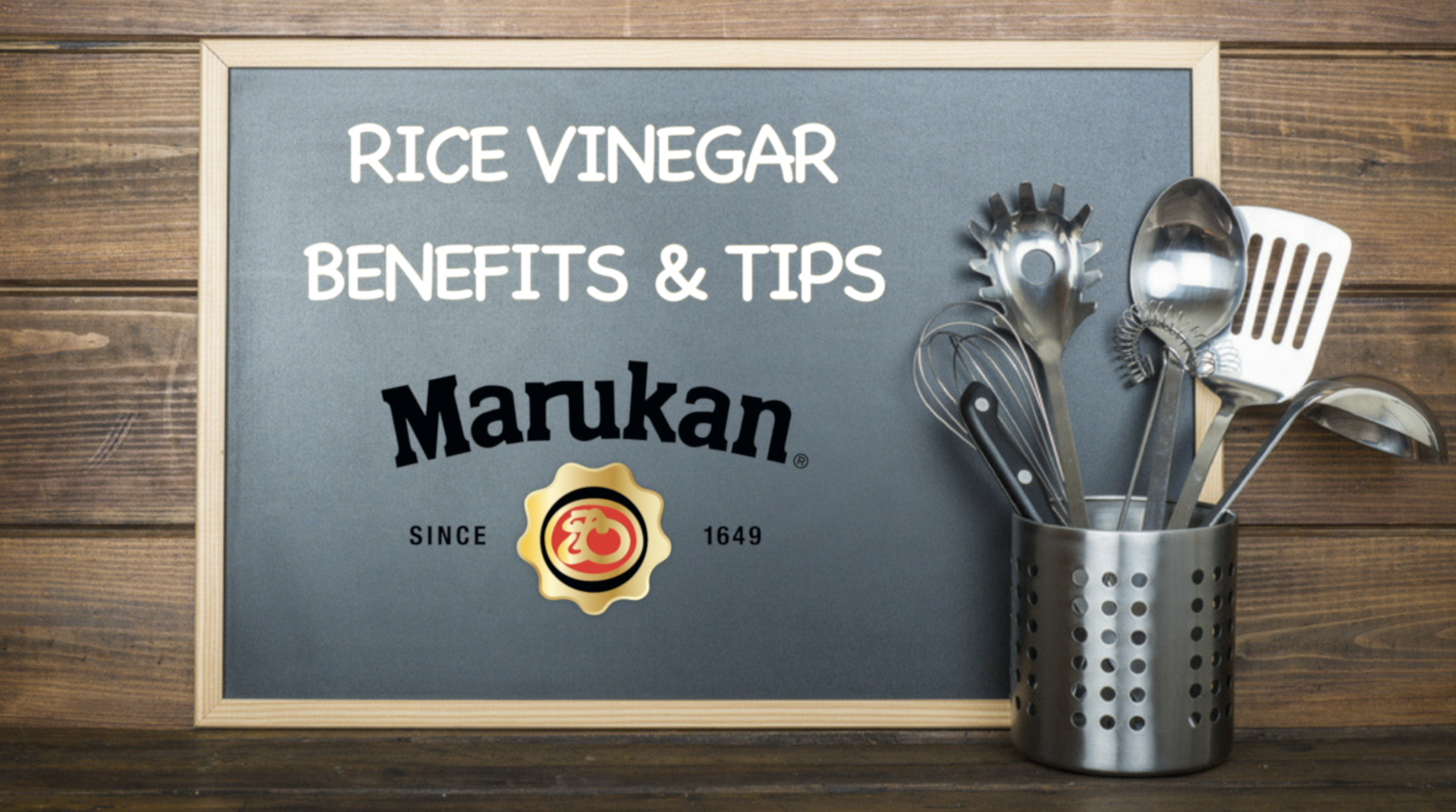 Rice Vinegar Benefits and Usage Tips