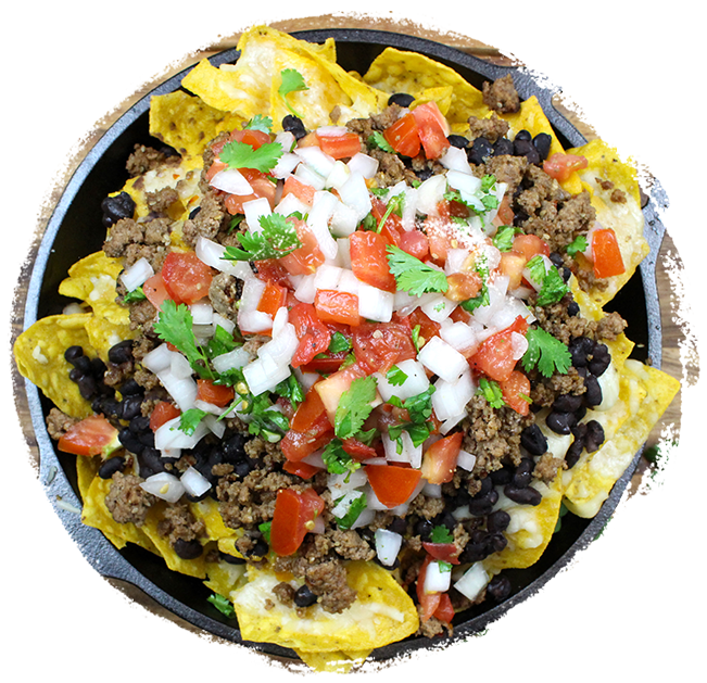 Marukan Loaded Nachos