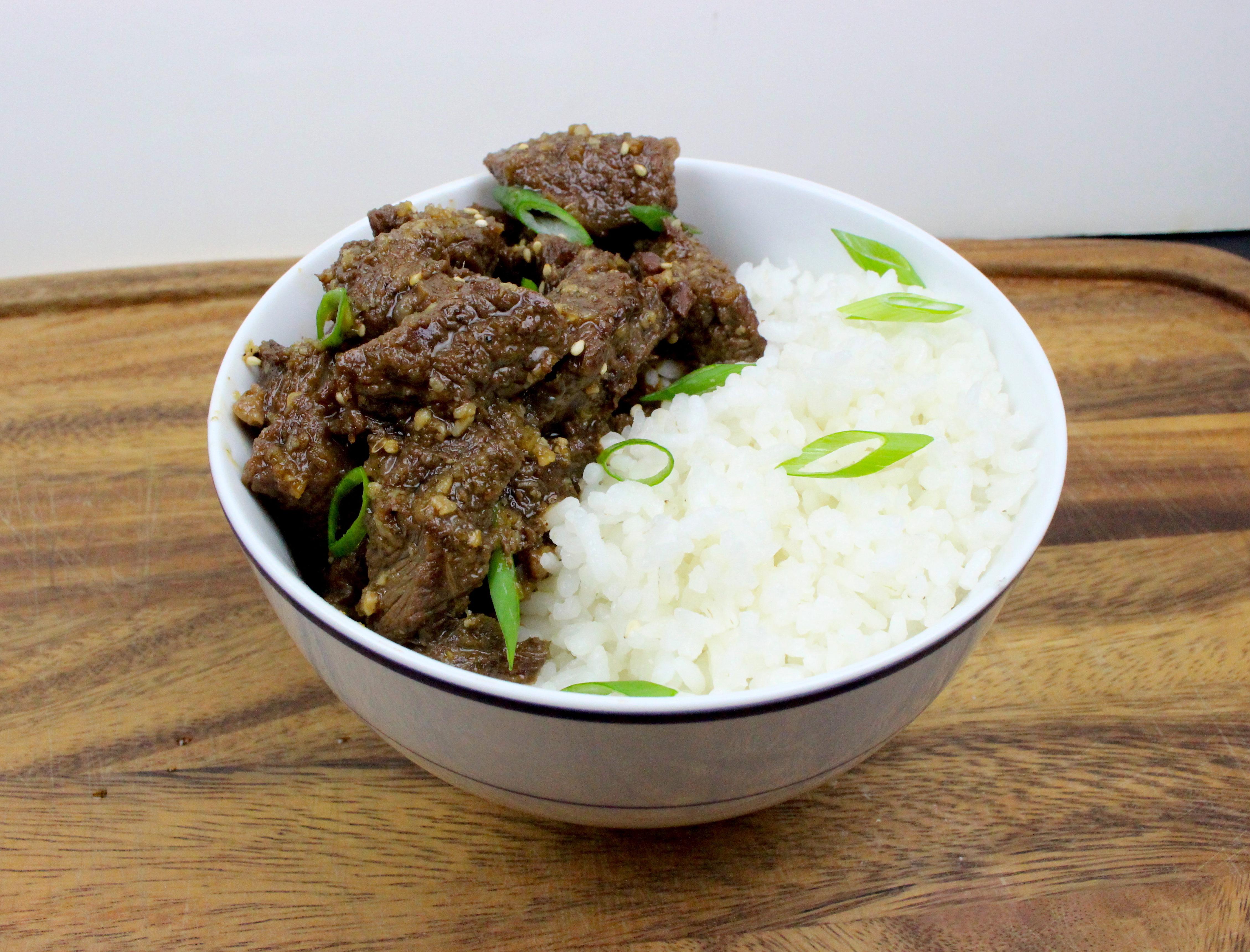 Marukan Instant Pot Korean Beef