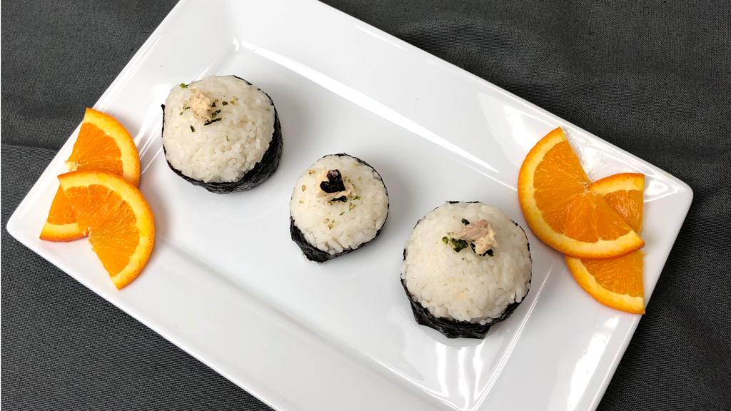 Marukan Tuna Rice Balls