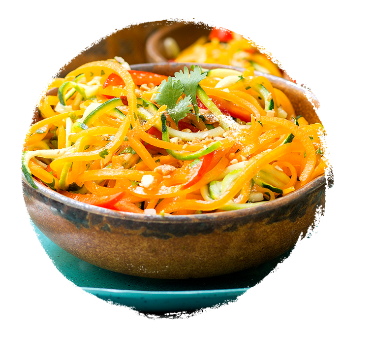 Marukan Asian Spiralized Noodle Salad