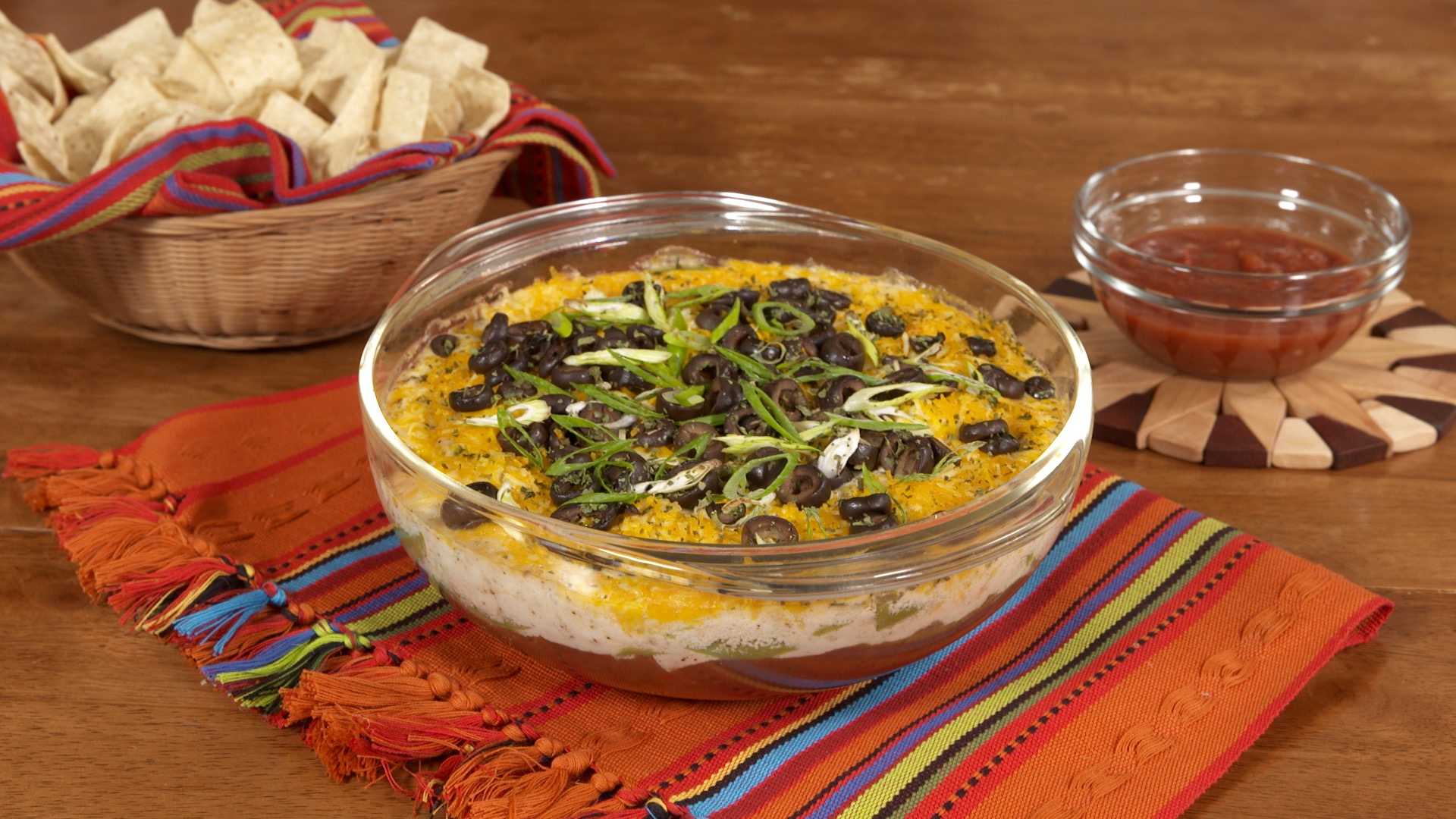 Marukan 7 Layer Bean Dip