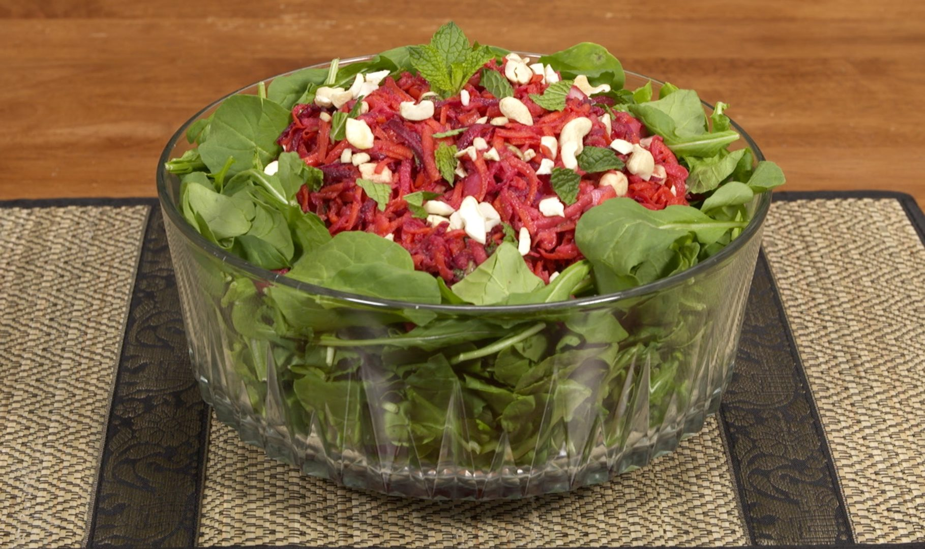 Marukan Beet and Carrot Salad