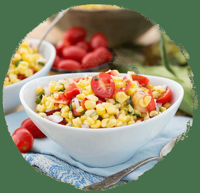 Marukan Summer Corn Salad