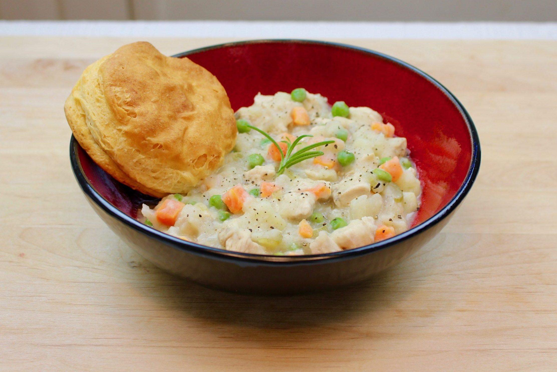 Marukan Instant Pot Chicken Pot Pie