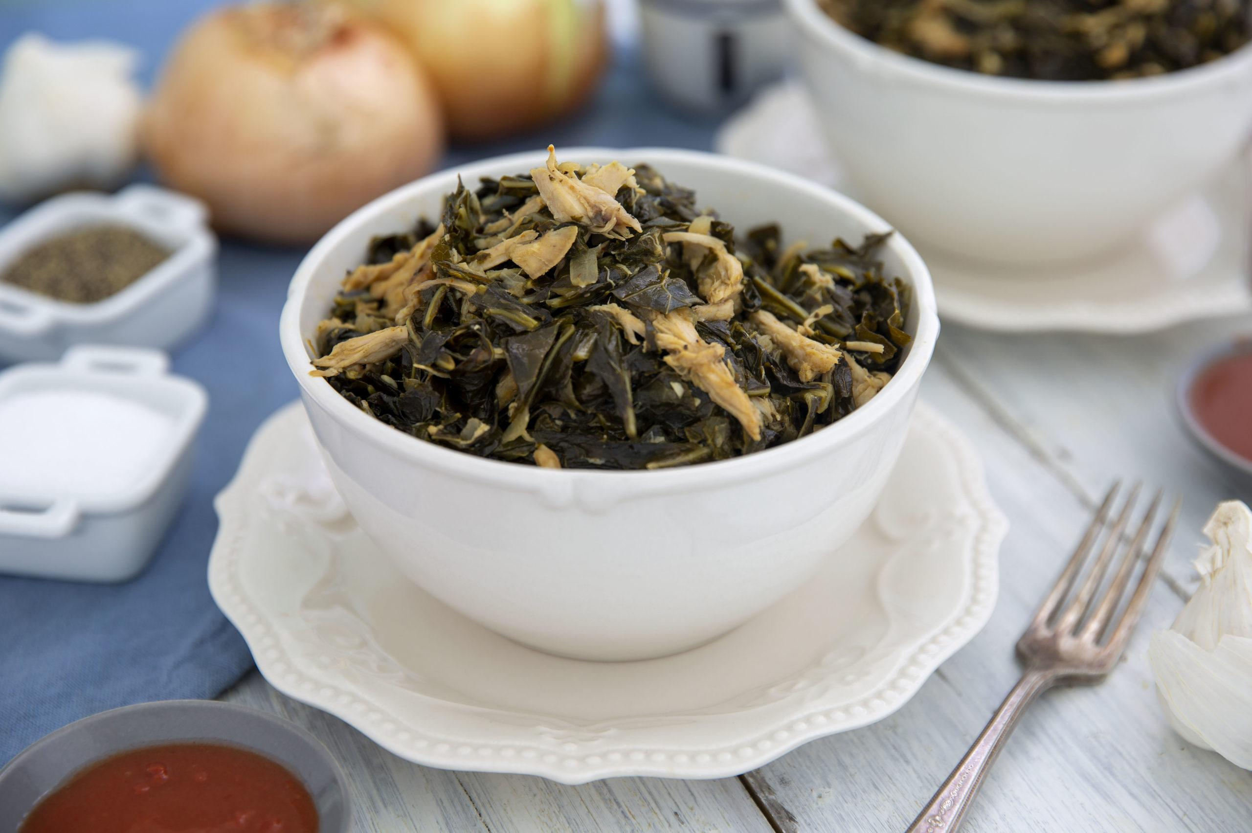 Marukan Healthy Southern Collard Greens