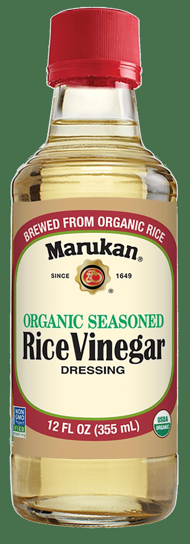Organic Seasoned Rice Vinegar Dressing