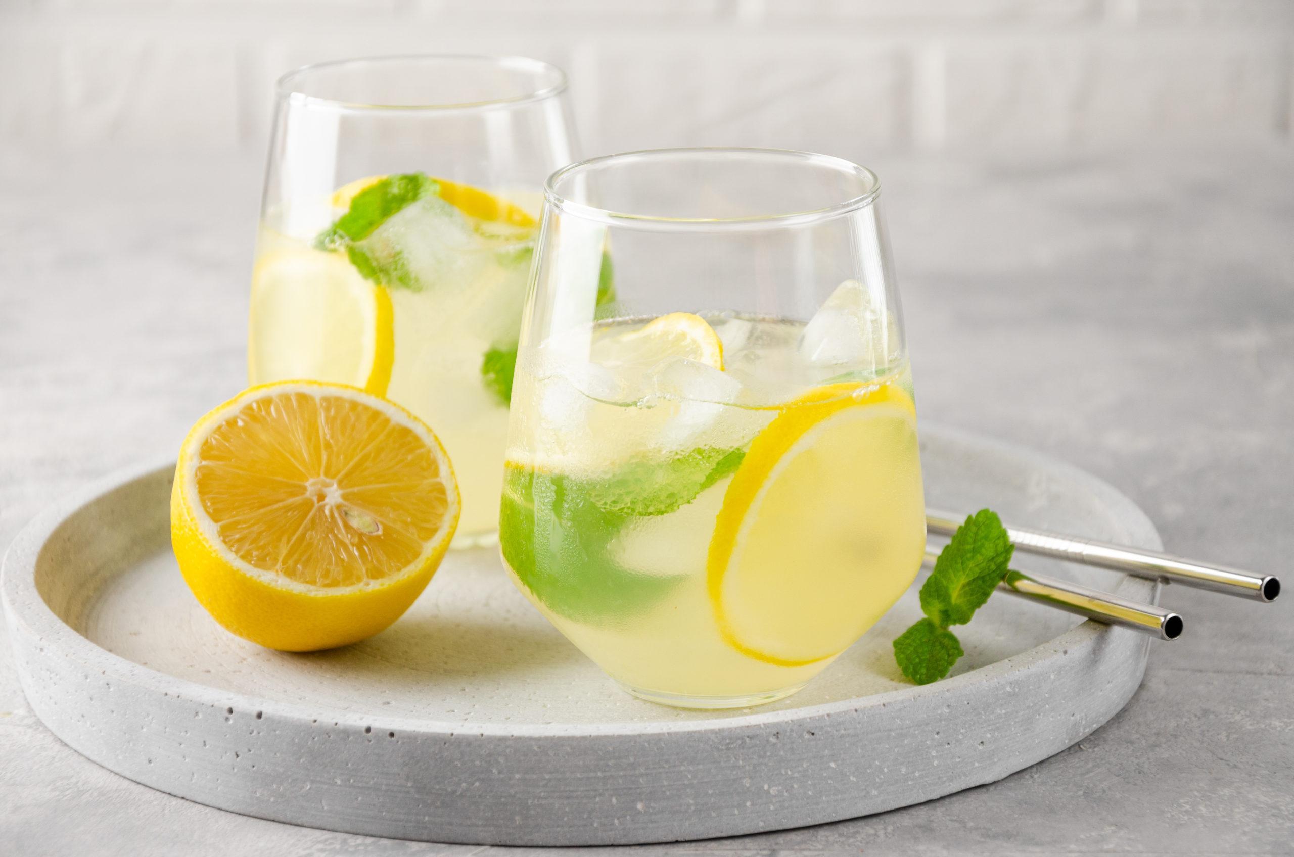 Marukan Apple Cider Vinegar Lemonade