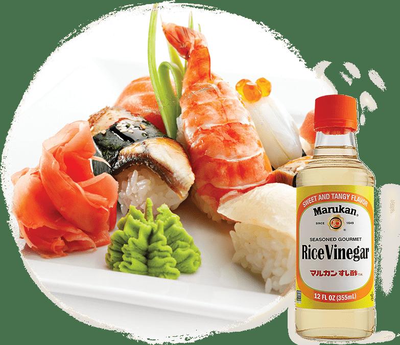 Rice Vinegar Bottle