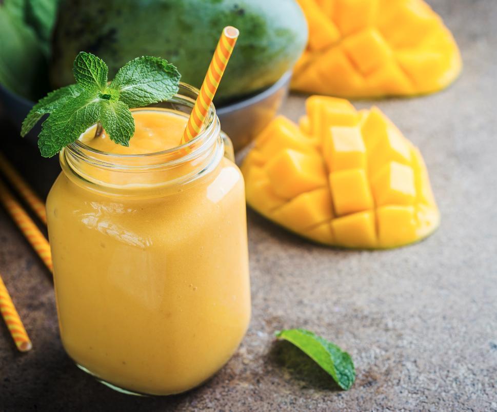 Marukan Mango Smoothie